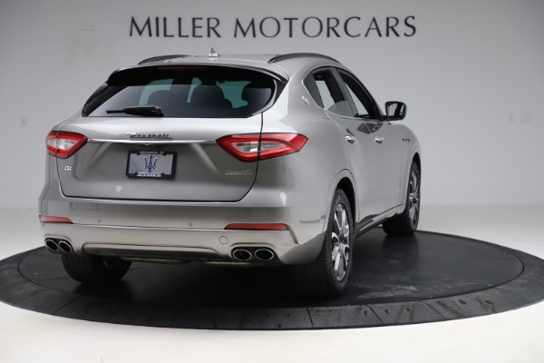 New 2019 Maserati Levante Q4 for sale Sold at Maserati of Greenwich in Greenwich CT 06830 7