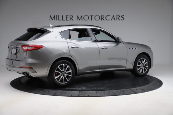 New 2019 Maserati Levante Q4 for sale Sold at Maserati of Greenwich in Greenwich CT 06830 8