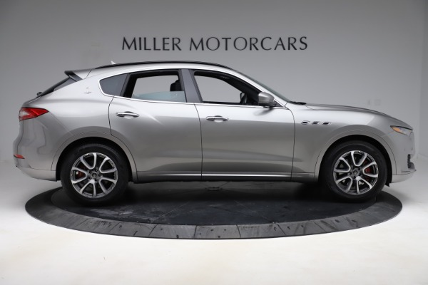 New 2019 Maserati Levante Q4 for sale Sold at Maserati of Greenwich in Greenwich CT 06830 9