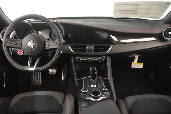 New 2019 Alfa Romeo Giulia Quadrifoglio for sale $79,340 at Maserati of Greenwich in Greenwich CT 06830 18