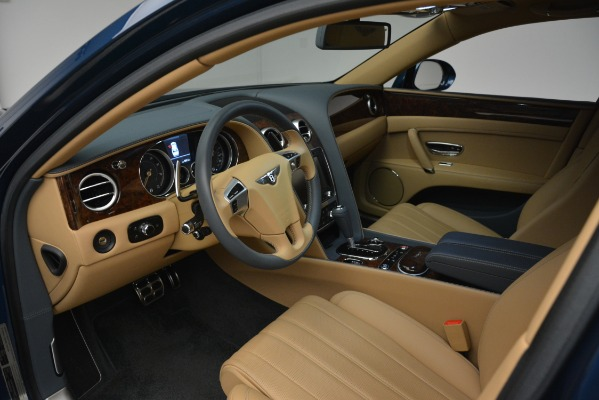 Used 2016 Bentley Flying Spur V8 for sale Sold at Maserati of Greenwich in Greenwich CT 06830 17