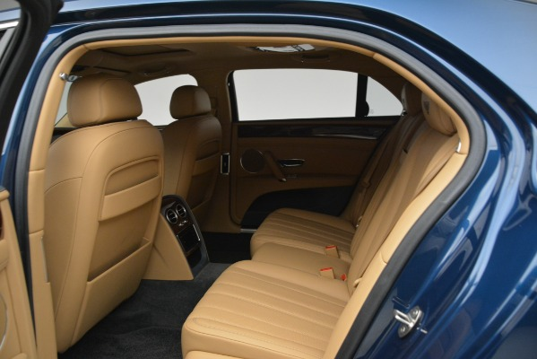 Used 2016 Bentley Flying Spur V8 for sale Sold at Maserati of Greenwich in Greenwich CT 06830 21