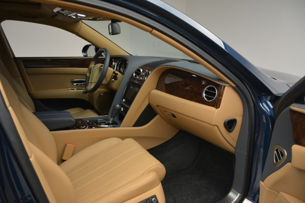 Used 2016 Bentley Flying Spur V8 for sale Sold at Maserati of Greenwich in Greenwich CT 06830 25