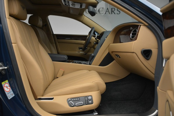 Used 2016 Bentley Flying Spur V8 for sale Sold at Maserati of Greenwich in Greenwich CT 06830 28