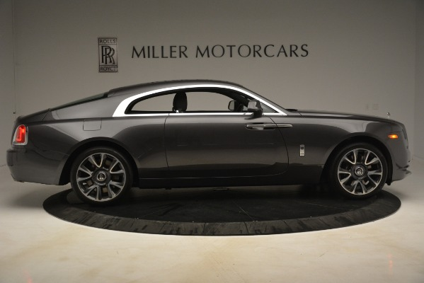 Used 2018 Rolls-Royce Wraith for sale $259,900 at Maserati of Greenwich in Greenwich CT 06830 10