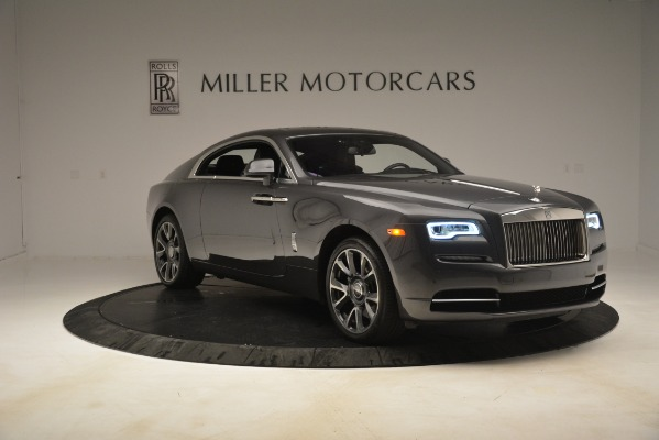 Used 2018 Rolls-Royce Wraith for sale $259,900 at Maserati of Greenwich in Greenwich CT 06830 12