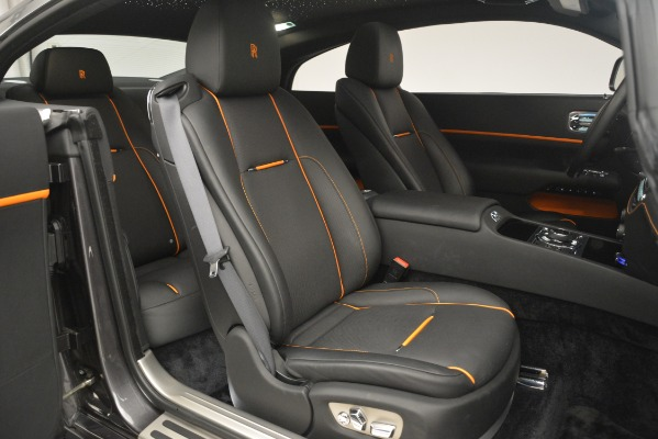 Used 2018 Rolls-Royce Wraith for sale $259,900 at Maserati of Greenwich in Greenwich CT 06830 14
