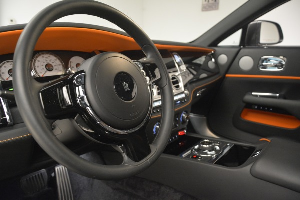 Used 2018 Rolls-Royce Wraith for sale $259,900 at Maserati of Greenwich in Greenwich CT 06830 17