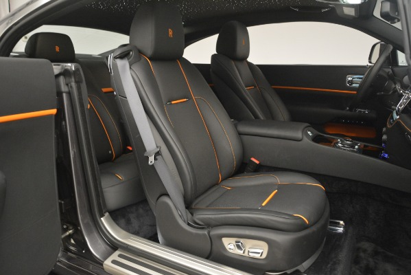 Used 2018 Rolls-Royce Wraith for sale $259,900 at Maserati of Greenwich in Greenwich CT 06830 24