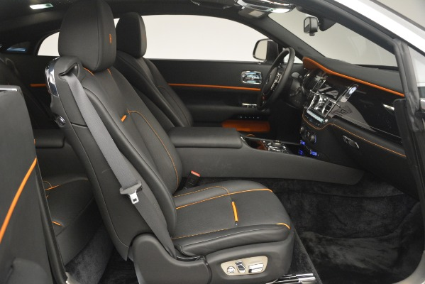 Used 2018 Rolls-Royce Wraith for sale $259,900 at Maserati of Greenwich in Greenwich CT 06830 25
