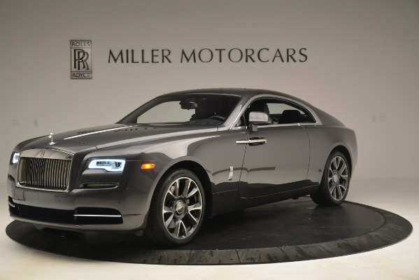 Used 2018 Rolls-Royce Wraith for sale $259,900 at Maserati of Greenwich in Greenwich CT 06830 3
