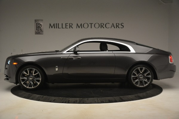 Used 2018 Rolls-Royce Wraith for sale $259,900 at Maserati of Greenwich in Greenwich CT 06830 4