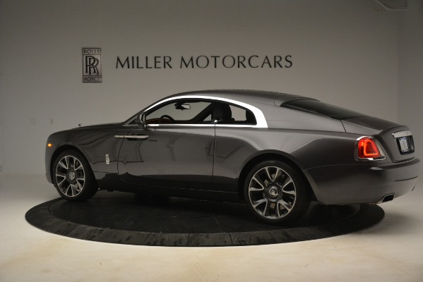Used 2018 Rolls-Royce Wraith for sale $259,900 at Maserati of Greenwich in Greenwich CT 06830 5