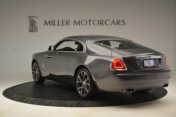 Used 2018 Rolls-Royce Wraith for sale $259,900 at Maserati of Greenwich in Greenwich CT 06830 6