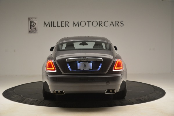 Used 2018 Rolls-Royce Wraith for sale $259,900 at Maserati of Greenwich in Greenwich CT 06830 7