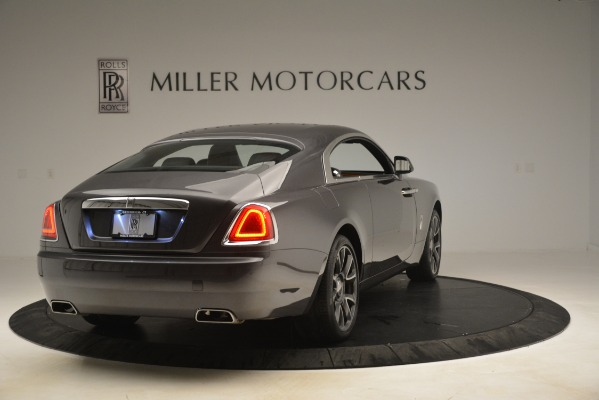 Used 2018 Rolls-Royce Wraith for sale $259,900 at Maserati of Greenwich in Greenwich CT 06830 8