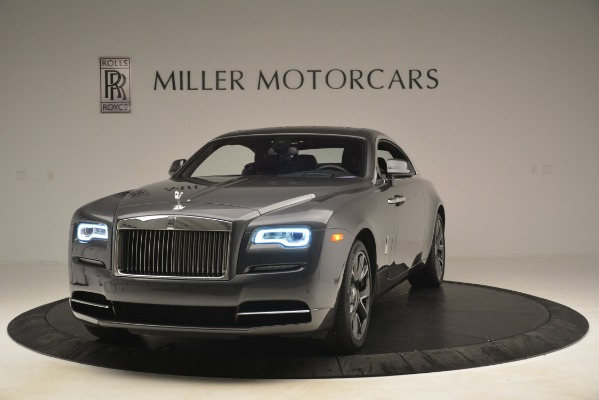 Used 2018 Rolls-Royce Wraith for sale $259,900 at Maserati of Greenwich in Greenwich CT 06830 1