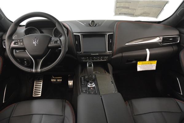 New 2019 Maserati Levante SQ4 GranSport Nerissimo for sale Sold at Maserati of Greenwich in Greenwich CT 06830 16