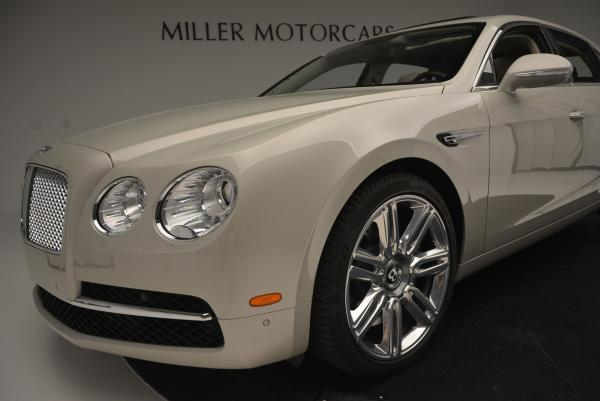 Used 2016 Bentley Flying Spur W12 for sale Sold at Maserati of Greenwich in Greenwich CT 06830 15