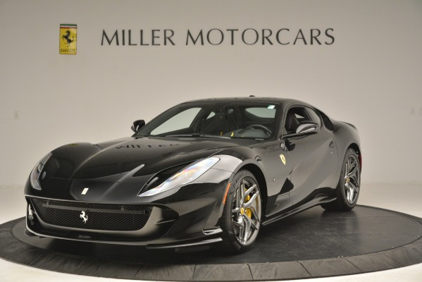 Used 2019 Ferrari 812 Superfast for sale Sold at Maserati of Greenwich in Greenwich CT 06830 1