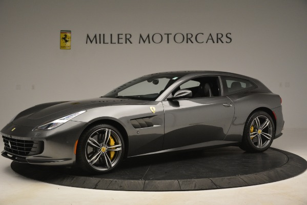 Used 2018 Ferrari GTC4Lusso for sale Sold at Maserati of Greenwich in Greenwich CT 06830 2