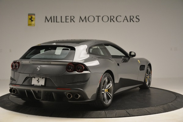 Used 2018 Ferrari GTC4Lusso for sale Sold at Maserati of Greenwich in Greenwich CT 06830 7