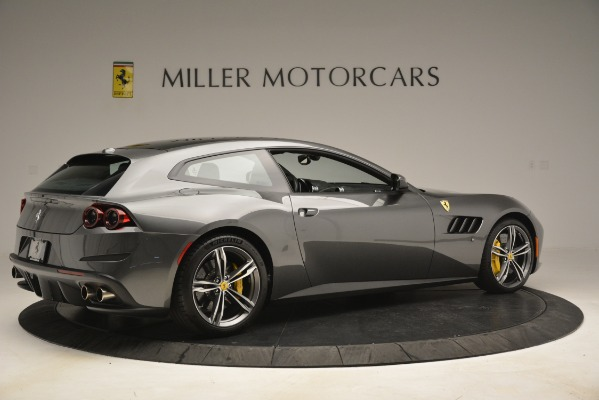 Used 2018 Ferrari GTC4Lusso for sale Sold at Maserati of Greenwich in Greenwich CT 06830 8