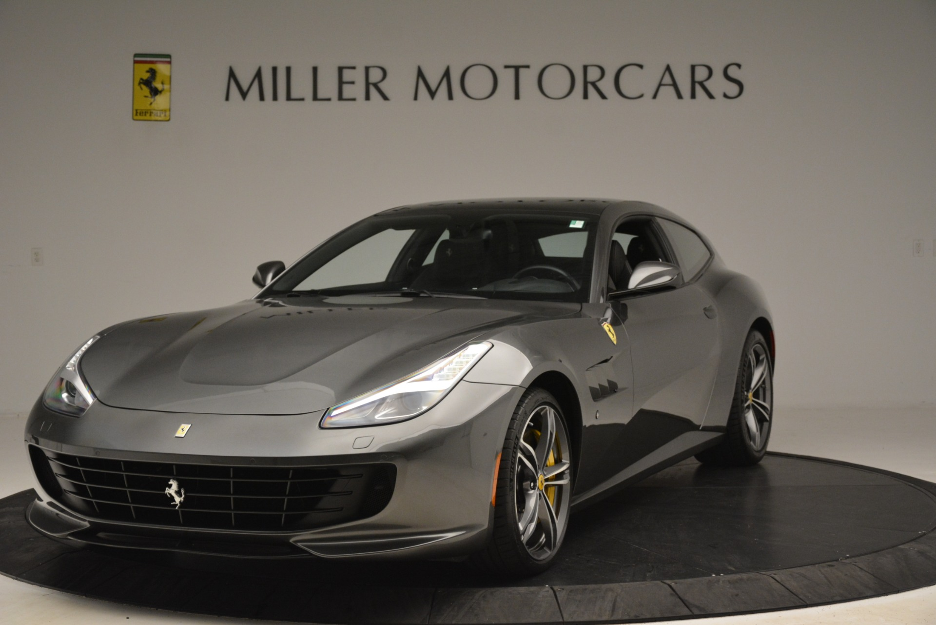 Used 2018 Ferrari GTC4Lusso for sale Sold at Maserati of Greenwich in Greenwich CT 06830 1