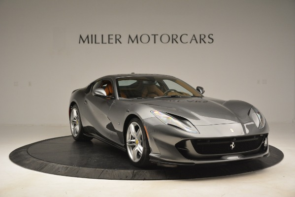 Used 2018 Ferrari 812 Superfast for sale Sold at Maserati of Greenwich in Greenwich CT 06830 11