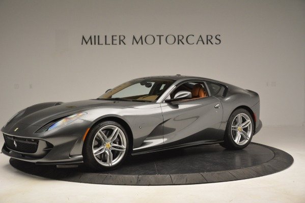 Used 2018 Ferrari 812 Superfast for sale Sold at Maserati of Greenwich in Greenwich CT 06830 2
