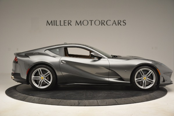 Used 2018 Ferrari 812 Superfast for sale Sold at Maserati of Greenwich in Greenwich CT 06830 9