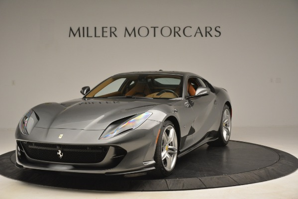 Used 2018 Ferrari 812 Superfast for sale Sold at Maserati of Greenwich in Greenwich CT 06830 1