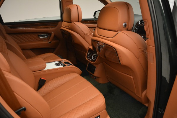 New 2019 Bentley Bentayga V8 for sale Sold at Maserati of Greenwich in Greenwich CT 06830 25