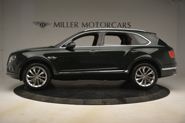 New 2019 Bentley Bentayga V8 for sale Sold at Maserati of Greenwich in Greenwich CT 06830 3