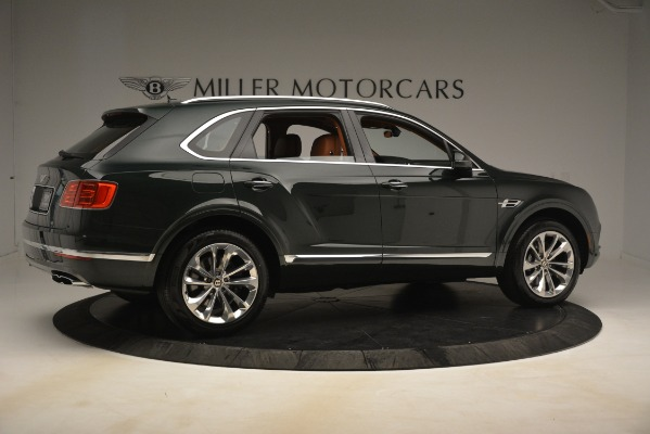 New 2019 Bentley Bentayga V8 for sale Sold at Maserati of Greenwich in Greenwich CT 06830 8