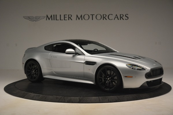 Used 2015 Aston Martin V12 Vantage S Coupe for sale Sold at Maserati of Greenwich in Greenwich CT 06830 10