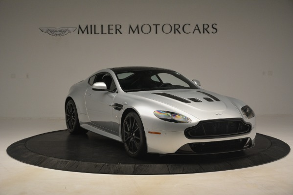 Used 2015 Aston Martin V12 Vantage S Coupe for sale $104,900 at Maserati of Greenwich in Greenwich CT 06830 11