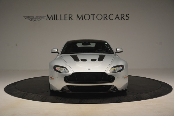 Used 2015 Aston Martin V12 Vantage S Coupe for sale $104,900 at Maserati of Greenwich in Greenwich CT 06830 12