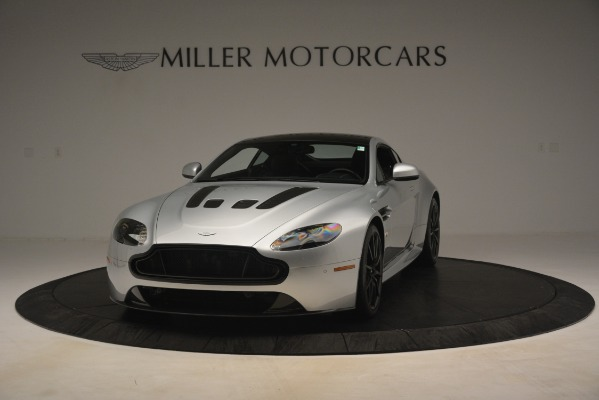 Used 2015 Aston Martin V12 Vantage S Coupe for sale $104,900 at Maserati of Greenwich in Greenwich CT 06830 2