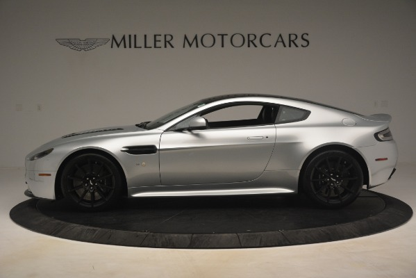 Used 2015 Aston Martin V12 Vantage S Coupe for sale Sold at Maserati of Greenwich in Greenwich CT 06830 3
