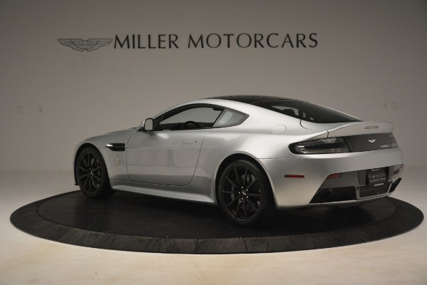 Used 2015 Aston Martin V12 Vantage S Coupe for sale Sold at Maserati of Greenwich in Greenwich CT 06830 4