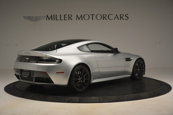 Used 2015 Aston Martin V12 Vantage S Coupe for sale Sold at Maserati of Greenwich in Greenwich CT 06830 8