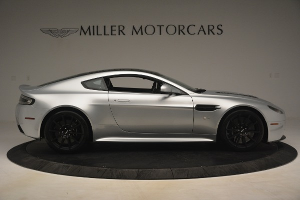 Used 2015 Aston Martin V12 Vantage S Coupe for sale $104,900 at Maserati of Greenwich in Greenwich CT 06830 9