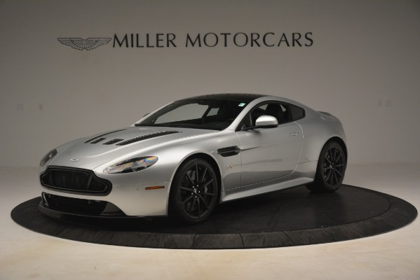 Used 2015 Aston Martin V12 Vantage S Coupe for sale $104,900 at Maserati of Greenwich in Greenwich CT 06830 1