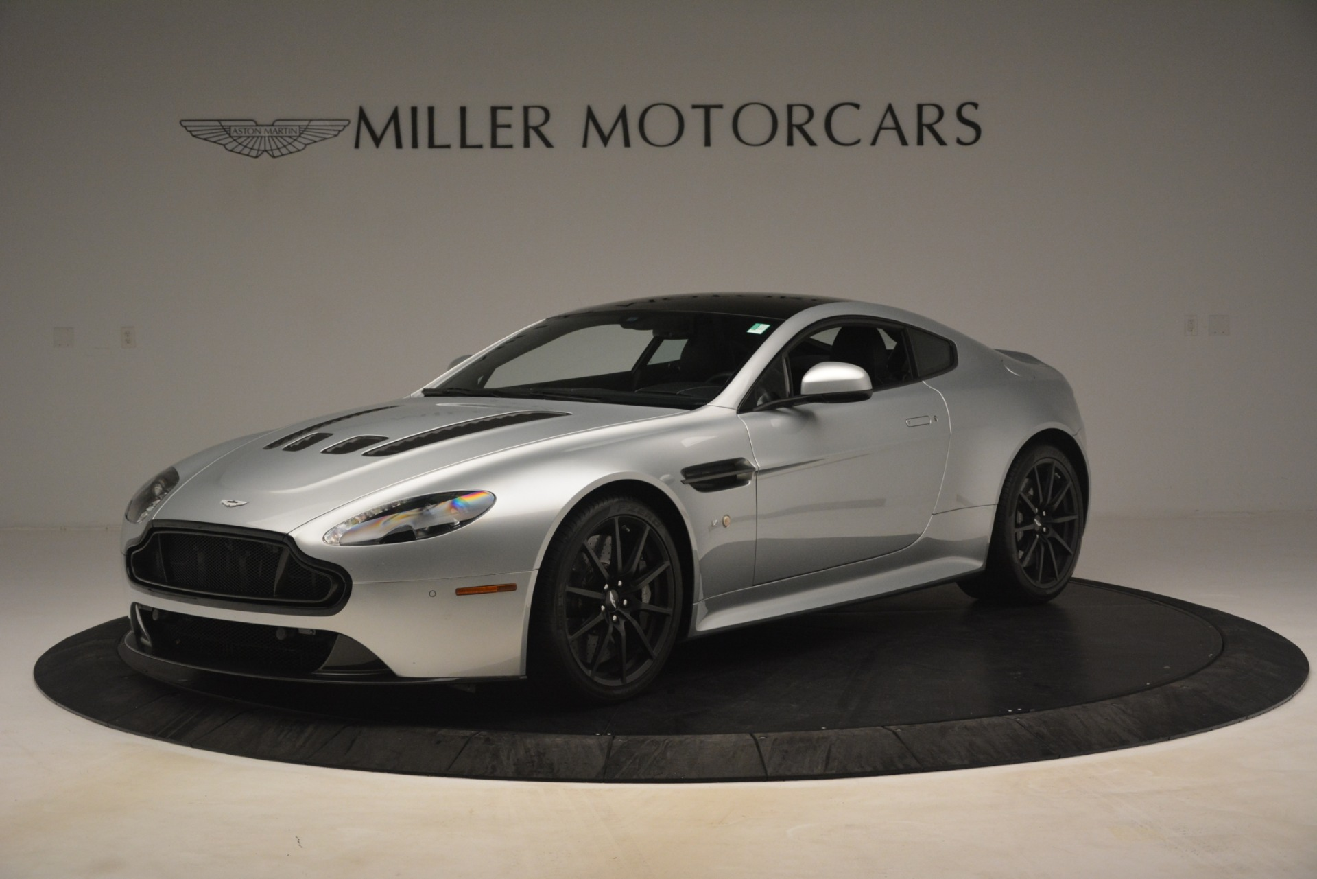 Used 2015 Aston Martin V12 Vantage S Coupe for sale Sold at Maserati of Greenwich in Greenwich CT 06830 1