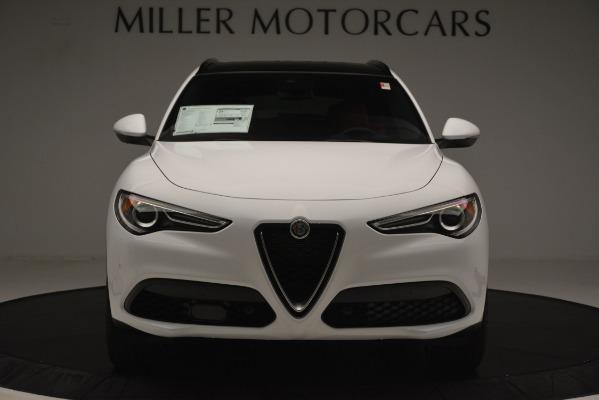 New 2019 Alfa Romeo Stelvio Ti Sport Q4 for sale $54,390 at Maserati of Greenwich in Greenwich CT 06830 12