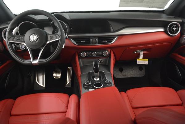 New 2019 Alfa Romeo Stelvio Ti Sport Q4 for sale $54,390 at Maserati of Greenwich in Greenwich CT 06830 16