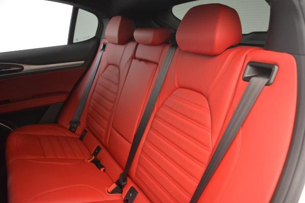 New 2019 Alfa Romeo Stelvio Ti Sport Q4 for sale $54,390 at Maserati of Greenwich in Greenwich CT 06830 18