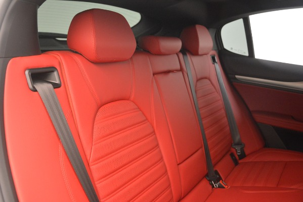 New 2019 Alfa Romeo Stelvio Ti Sport Q4 for sale $54,390 at Maserati of Greenwich in Greenwich CT 06830 26