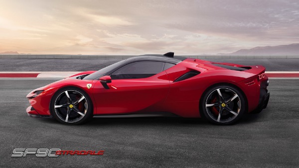 New 2020 Ferrari SF90 Stradale for sale Call for price at Maserati of Greenwich in Greenwich CT 06830 3